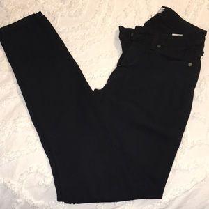 PAIGE verdugo ultra skinny high waisted jeans